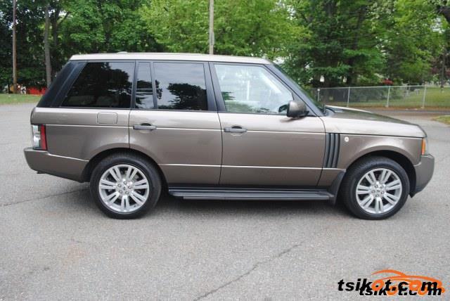 Rover Range Rover 2010 - 3