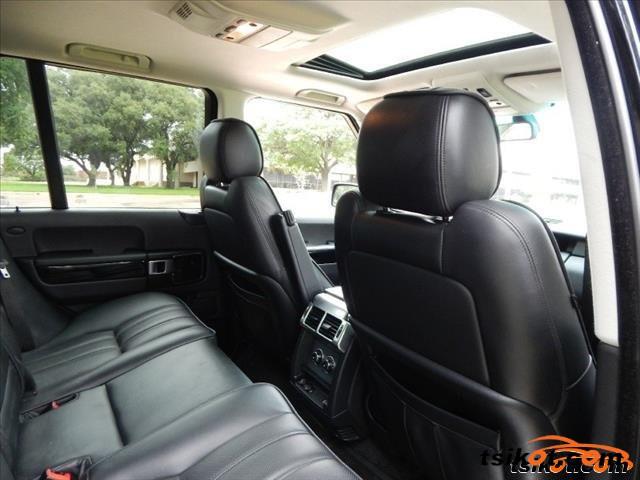 Rover Range Rover 2008 - 2
