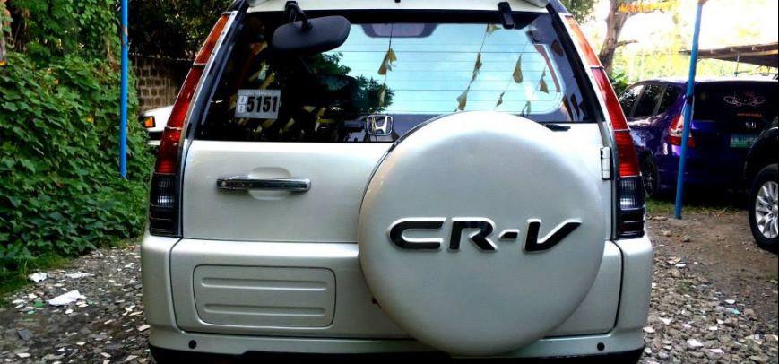 Honda Cr-V 2004 - 10