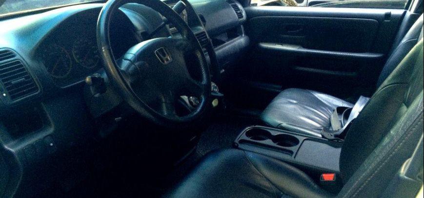 Honda Cr-V 2004 - 11