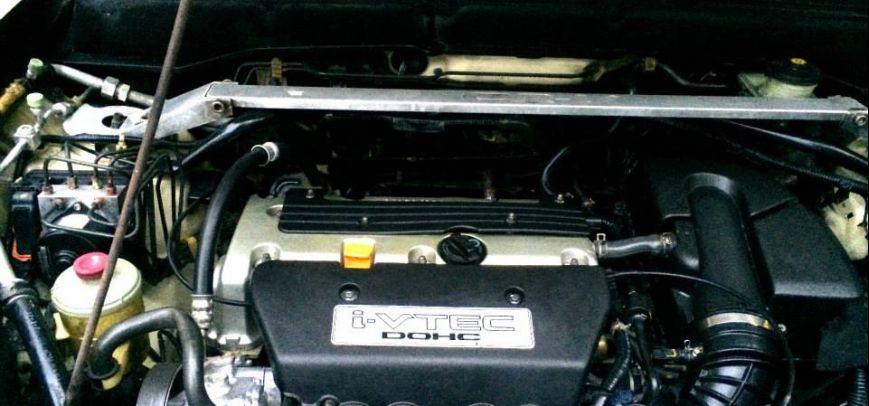 Honda Cr-V 2004 - 12