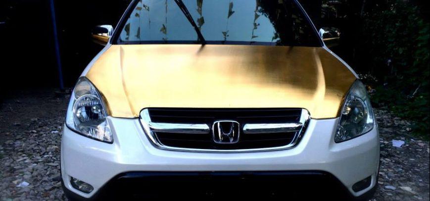 Honda Cr-V 2004 - 7