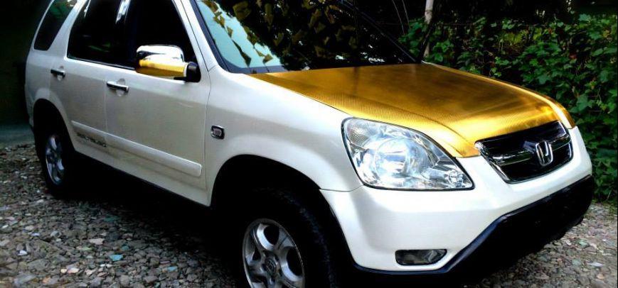 Honda Cr-V 2004 - 8