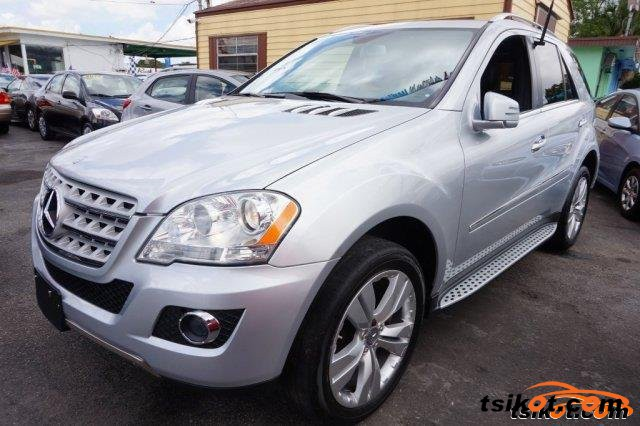 Mercedes-Benz Ml 2012 - 5