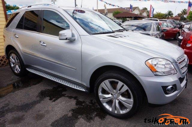 Mercedes-Benz Ml 2012 - 6