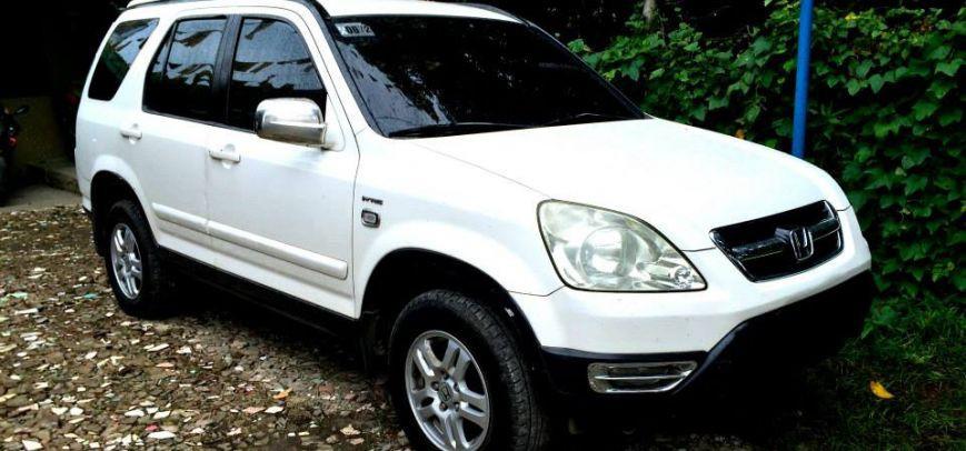 Honda Cr-V 2010 - 1