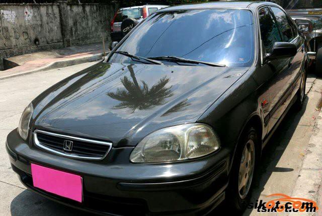Honda Civic 1996 - 1