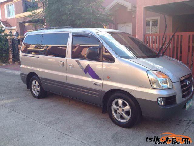 Hyundai Starex 2006 - 5