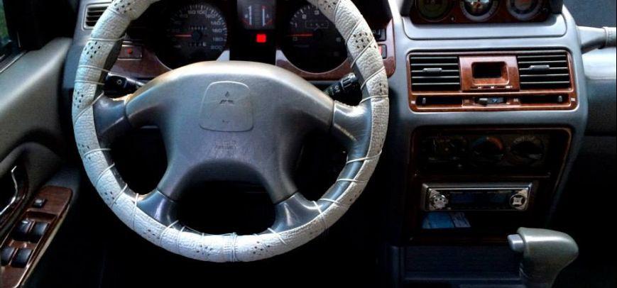 Mitsubishi Pajero 2004 - 5