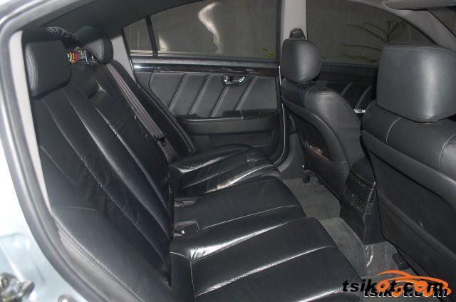 Mitsubishi Galant 2010 - 5
