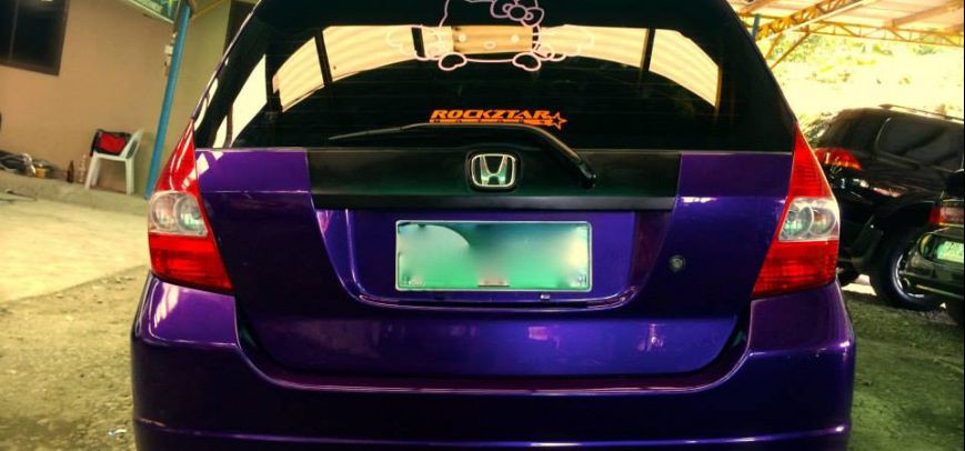 Honda Jazz 2007 - 4
