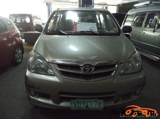 Toyota Avanza 2008 - 2