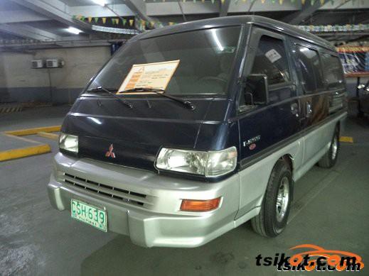 Mitsubishi L-300 2002 - 1