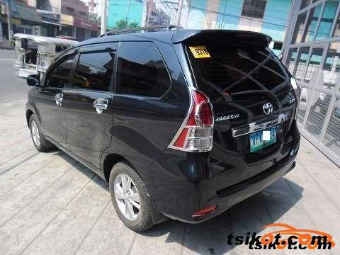 Toyota Avanza 2013 - 6