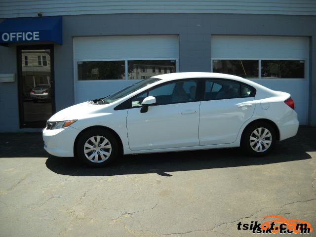 Honda Civic 2012 - 4