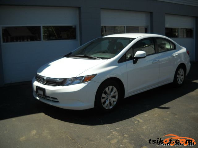 Honda Civic 2012 - 6