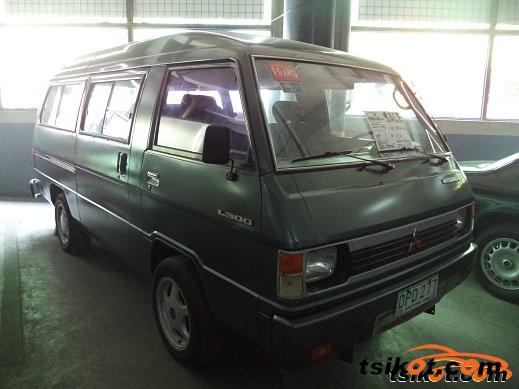 Mitsubishi L-300 1995 - 3