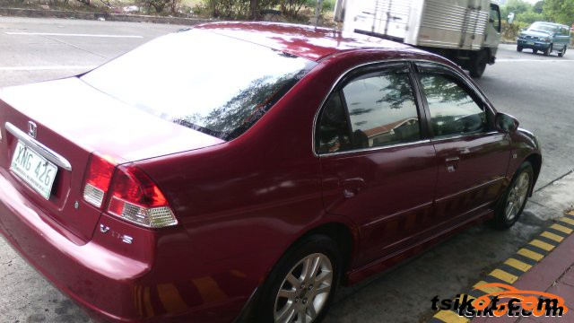 Honda Civic 2004 - 1