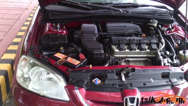 Honda Civic 2004 - 3