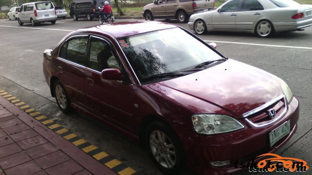 Honda Civic 2004 - 6