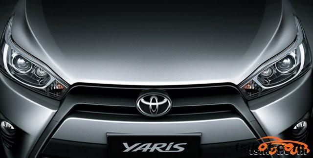Toyota Yaris 2015 - 6