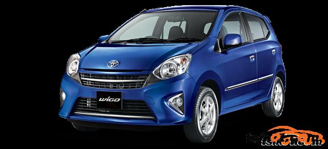 Toyota Wigo 2015 - 6