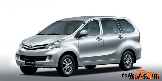 Toyota Avanza 2015 - 1