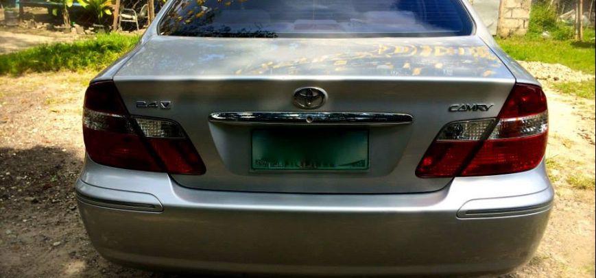 Toyota Camry 2003 - 11