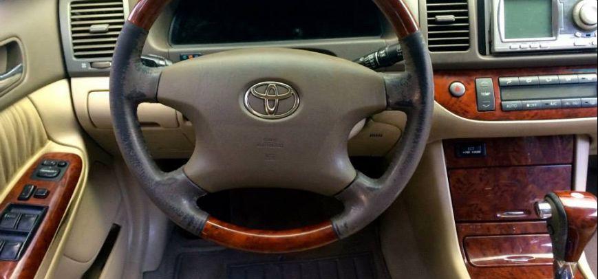 Toyota Camry 2003 - 12