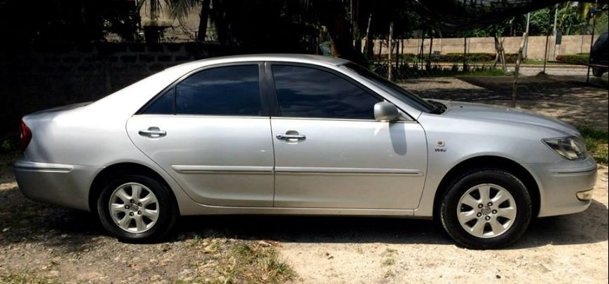 Toyota Camry 2003 - 4