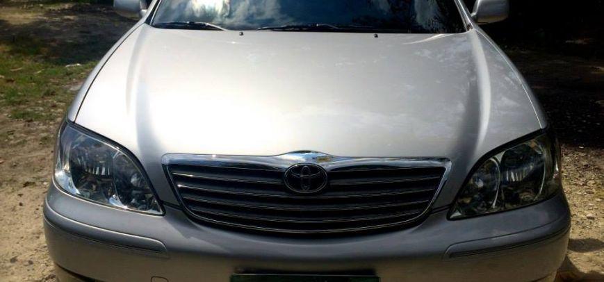 Toyota Camry 2003 - 7