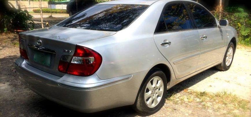 Toyota Camry 2003 - 8