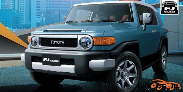 Toyota Fj Cruiser 2015 - 1