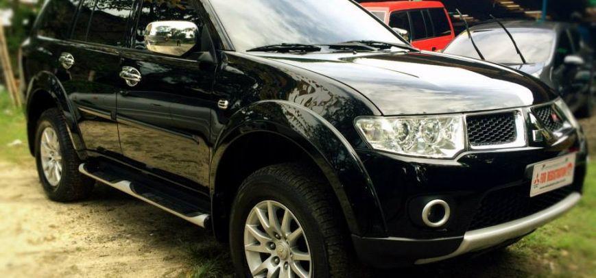 Mitsubishi Montero 2013 - 7