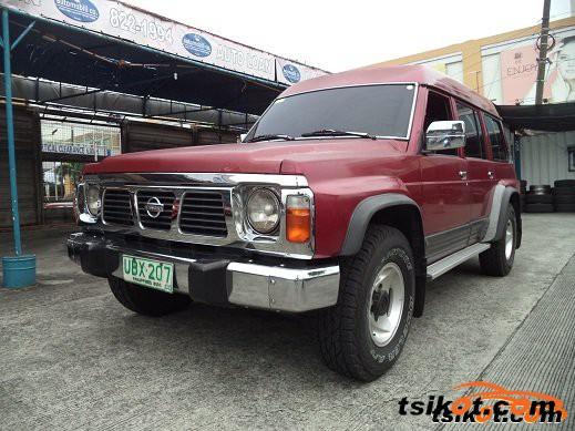 Nissan Patrol 1996 - 1