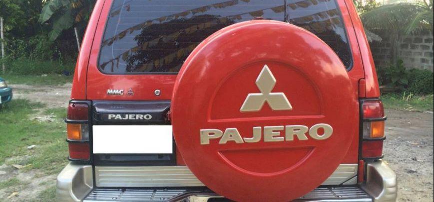 Mitsubishi Pajero 2004 - 11
