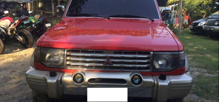 Mitsubishi Pajero 2004 - 7