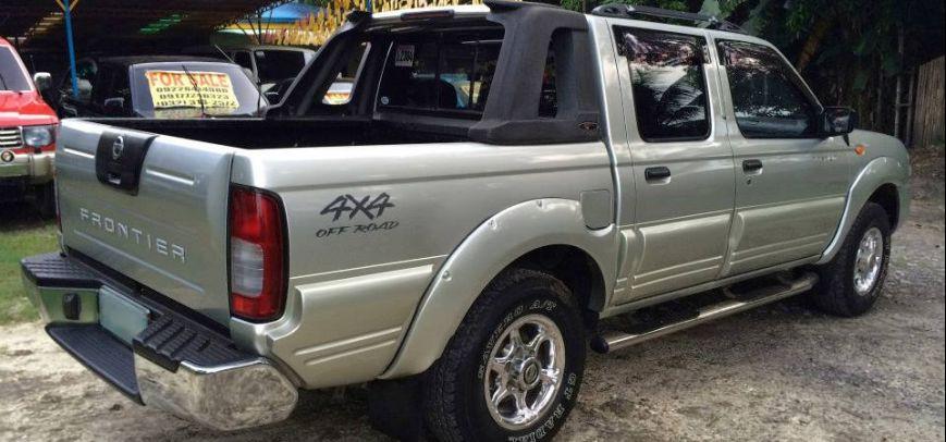 Nissan Frontier 2005 - 3