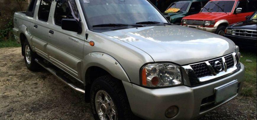 Nissan Frontier 2005 - 9