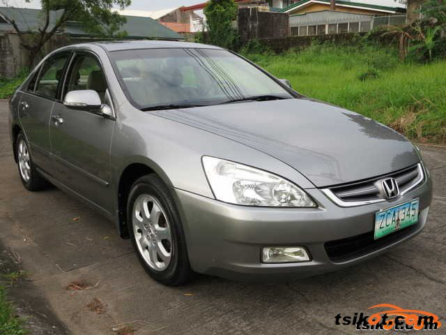 Honda Accord 2005 - 3
