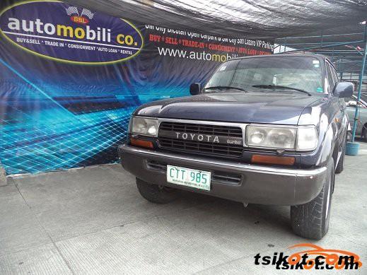 Toyota Land Cruiser 1994 - 1