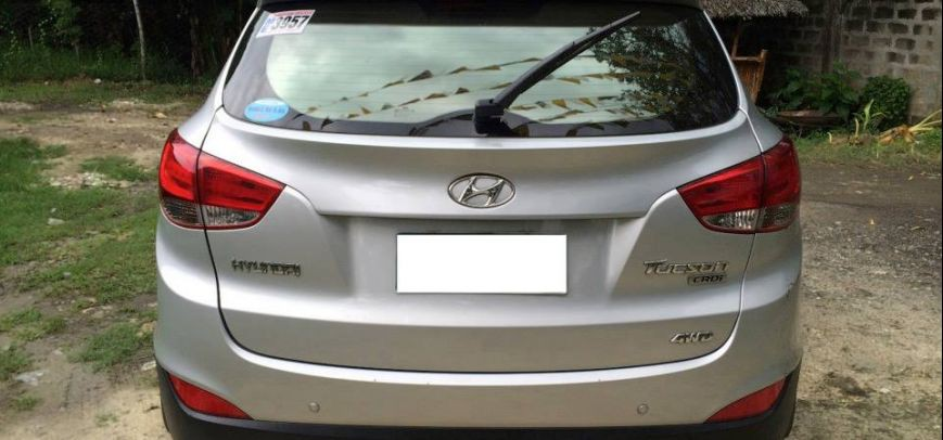 Hyundai Tucson 2010 - 10