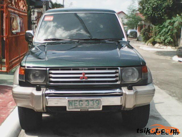 Mitsubishi Pajero 1998 - 1