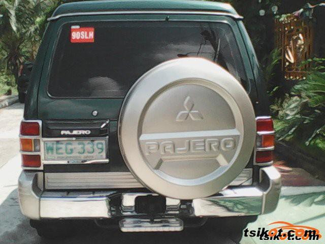 Mitsubishi Pajero 1998 - 6