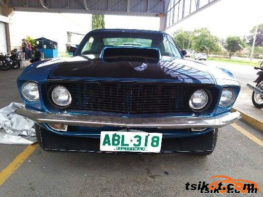 Ford Mustang 1969 - 2