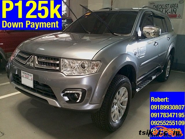 Mitsubishi Montero 2015 Car For Sale Metro Manila
