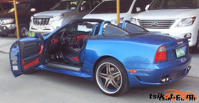Maserati Spyder 2008 - 2