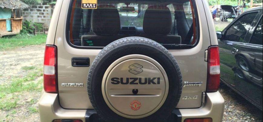 Suzuki Jimny 2004 - 3