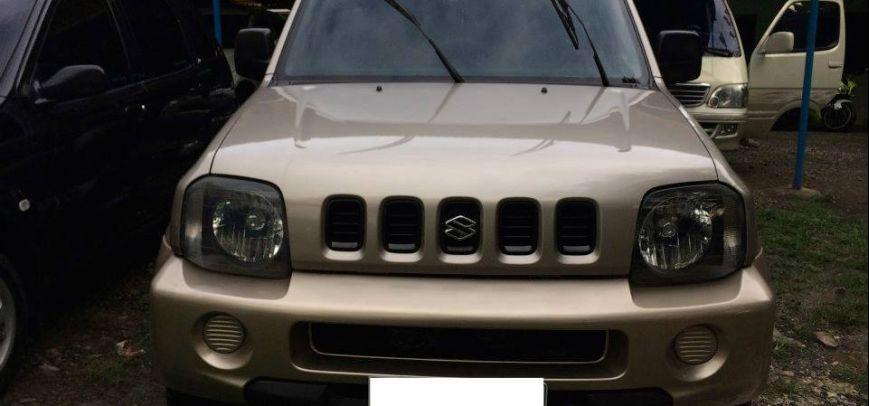 Suzuki Jimny 2004 - 12