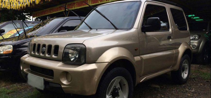 Suzuki Jimny 2004 - 1